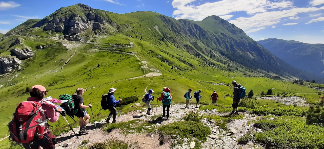 NATURAL ADVENTURES IN THE WESTERN BALKANS WITH NOL AND HIS COMPANY